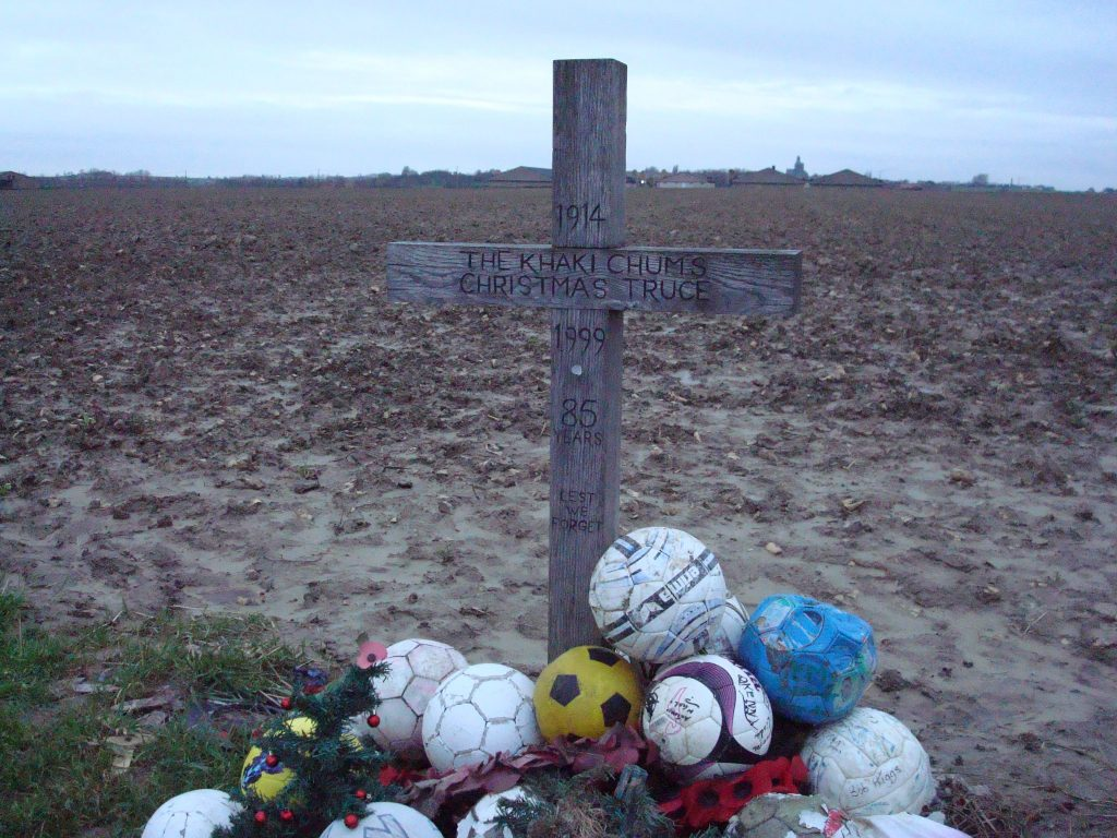 Christmas Truce Today
