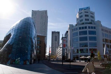 Eindhoven City Centre (Creative Commons)