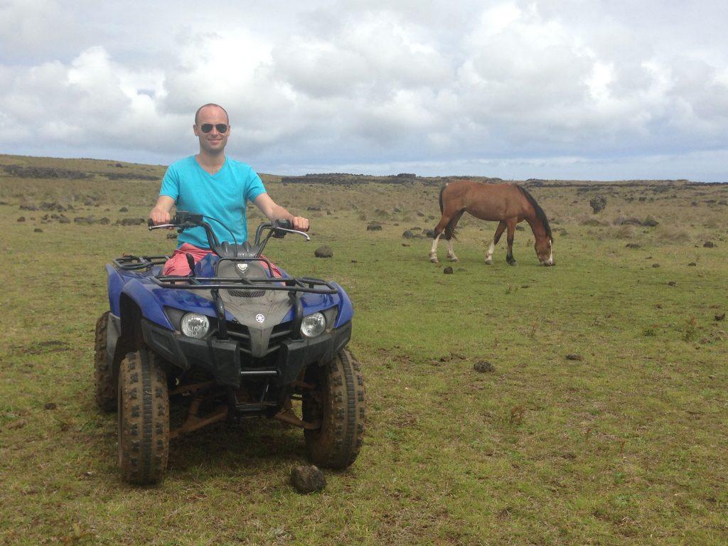 ATV Easter Island