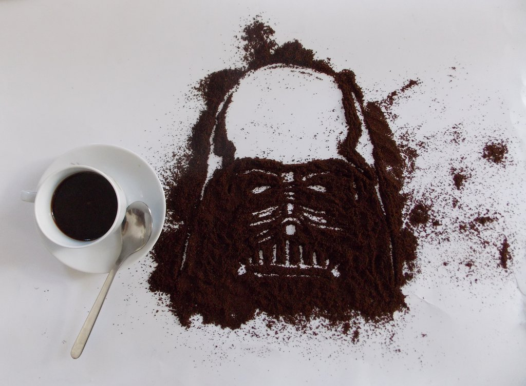 It's hard to admit that coffee has a dark side.