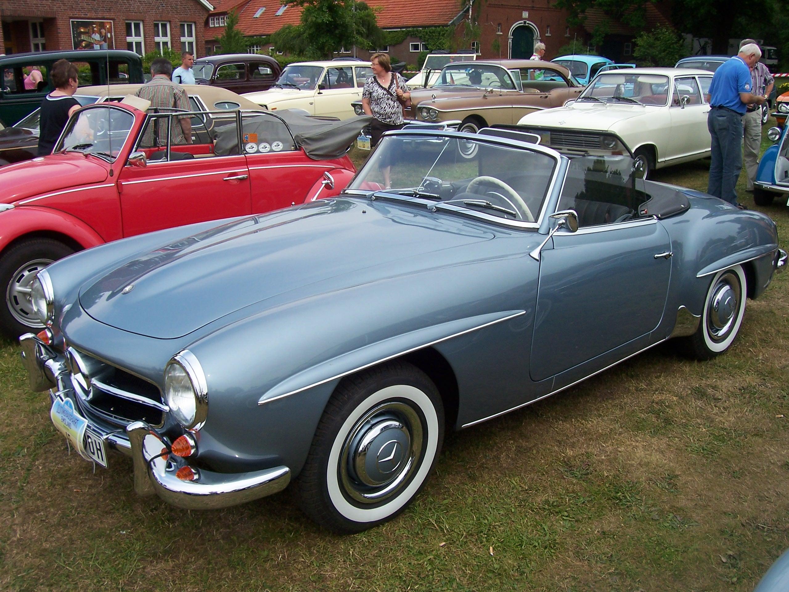 Maintaining Classic Cars