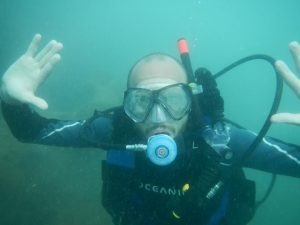 My First Scuba Diving Course