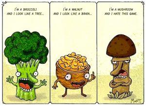 Veggie Funny