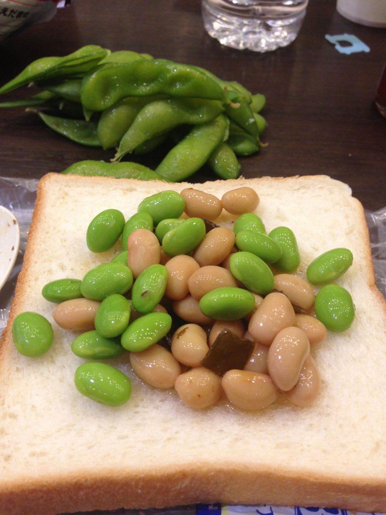 Bean sandwhich