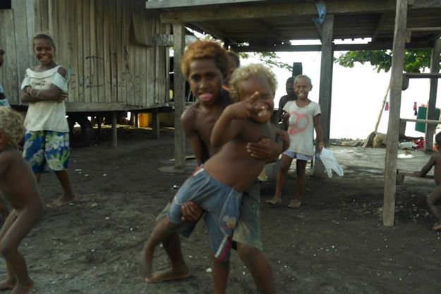 Solomon Islands Kids