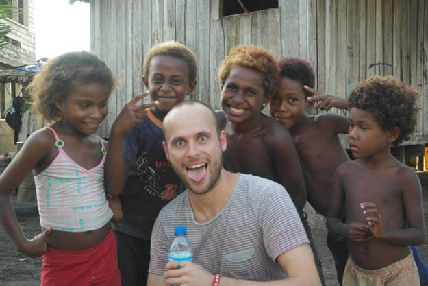 Visiting Solomon Islands