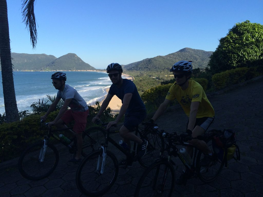 Bike tour in Florianopolis