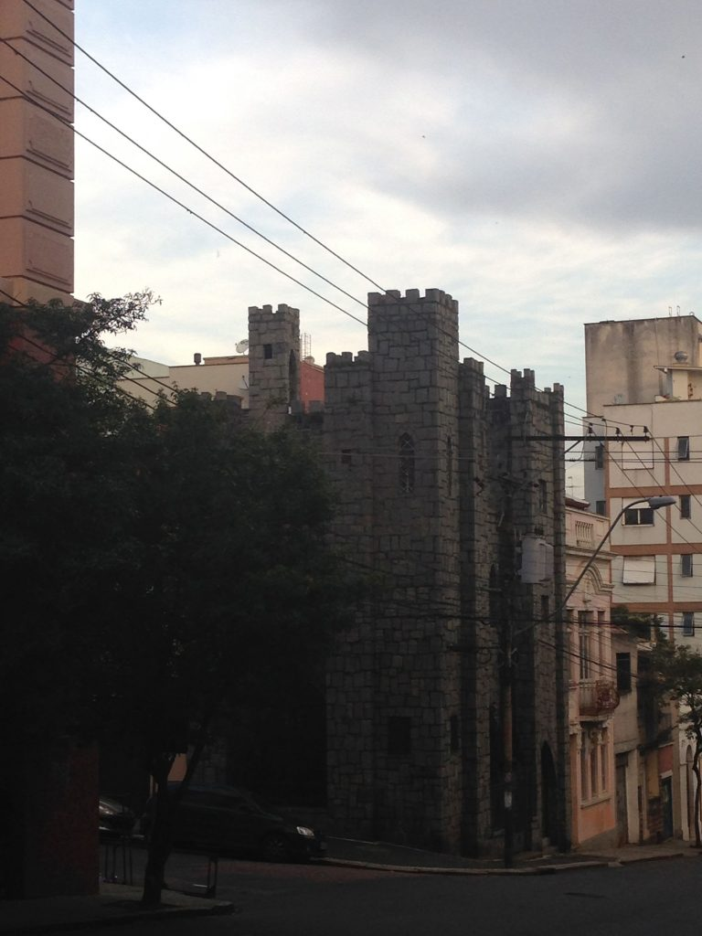 Mistress castle in Porto Alegre