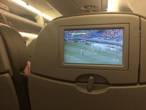 LAN Airlines football TV