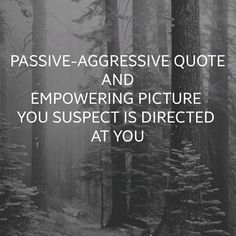 passive quote