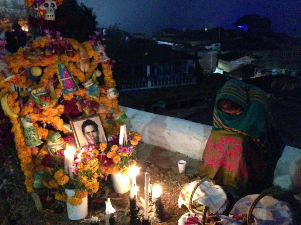 A Guide To Celebrating The Day Of The Dead On Janitzio