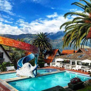 Baños Best Hotel Pool