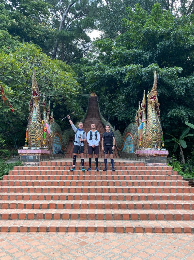 Doi Suthep Temple of Chiang Mai