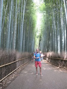 Bamboo Forest, Kyoto vs Tokyo