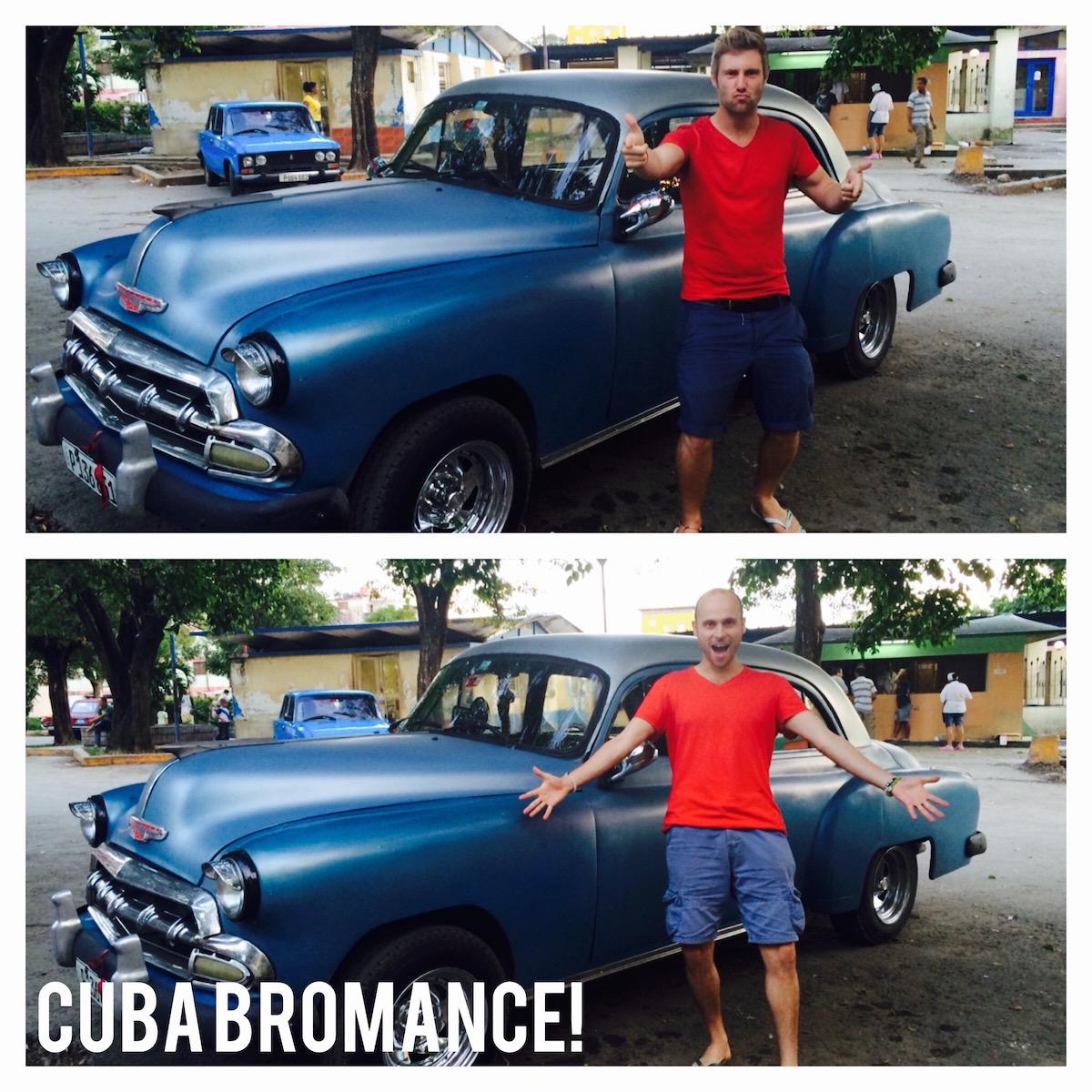 Cuba Bromance